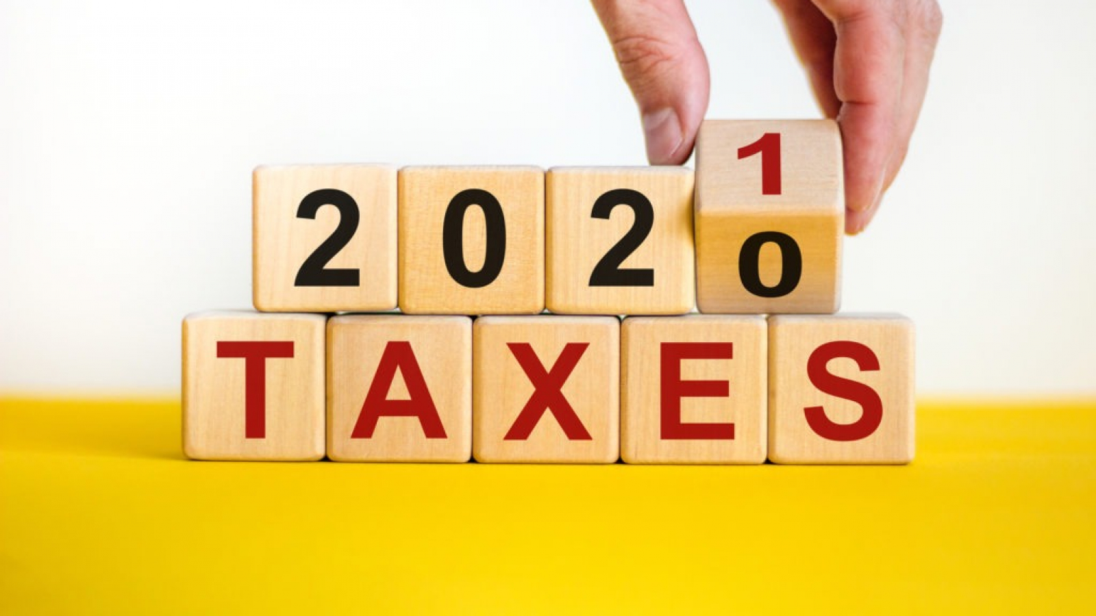 tax changes 2021